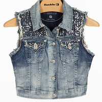 Miss Me Denim Vest