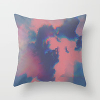 Dream Mood Throw Pillow by duckyb
