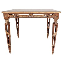 Pre-owned 1950s Louis XVI Style Center Table