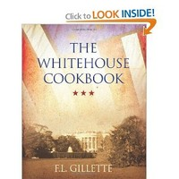 The Whitehouse Cookbook