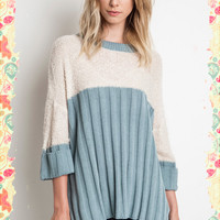 Susie Sells Seashells Sweater