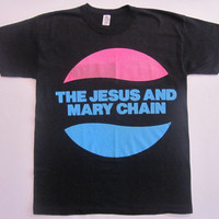 JESUS & MARY CHAIN vintage 1980s shirt