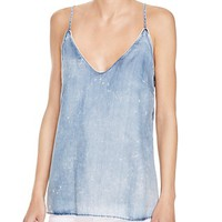 Bella DahlV-Neck Chambray Cami