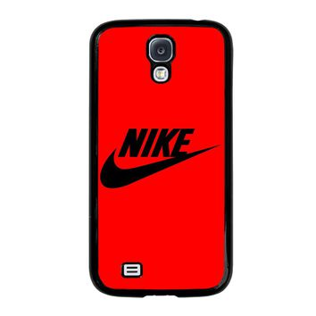 ELEGANT NIKE RED Samsung Galaxy S4 Case