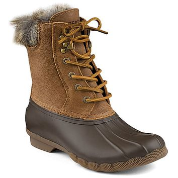 Sperry Top-Sider White Water Duck Boots for Women STS93846