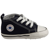 Converse First Star Crib Shoe  - Boys