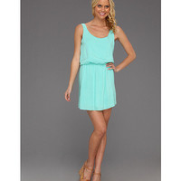 Splendid Woven Tank Dress Waterfall - Zappos.com Free Shipping BOTH Ways
