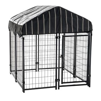 "Lucky Dog™ CL-60445 Pet Resort Exercise Pen w/ Weatherguard Cover, 52"" x 48"""