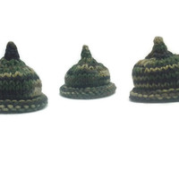 PeePee TeePee, Pee Pee TeePee, Baby Boy Shower, Baby Shower Gift Ideas, Camouflage, Penis Hat, Penis Cover, Green, Brow, Tan, Black