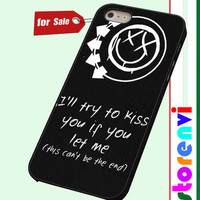 blink song lyric custom case for smartphone case