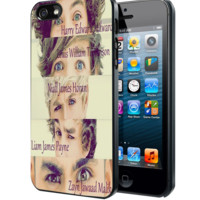 One Direction Face Scenes Samsung Galaxy S3 S4 S5 Note 3 , iPhone 4 5 5c 6 Plus , iPod 4 5 case