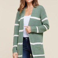 By The Book Cardigan
