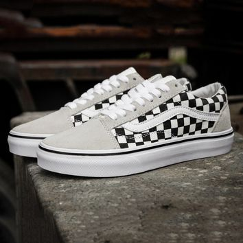 Vans Woman Men Fashion Casual Sneakers Sport Shoes