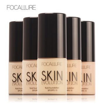 Rosalind Face Makeup  Liquid Foundation Good Cover Concealer Creamy Perfect Oil-control Smooth Base Face