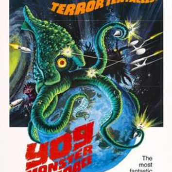 Yog The Monster From Space Movie Poster 24x36