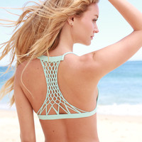 The Girl and The Water - Mikoh Swimwear - Maui Bikini Top / Capri - $100