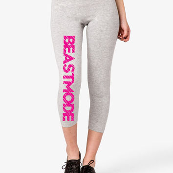 Workout leggings, plus size workout, yoga leggings, womens leggings, workout clothes, workout clothes for women, womens fashion, BEASTMODE