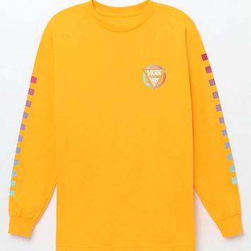 Vans Tri Palm Long Sleeve T-Shirt at PacSun.com
