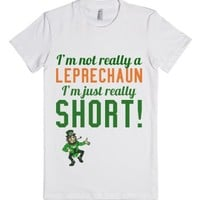 St Patricks Day-Unisex White T-Shirt