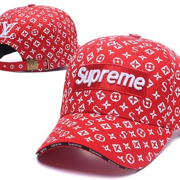 SUPREME Golf Baseball Cap Hat