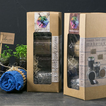 Herb Garden Duo Gift Set