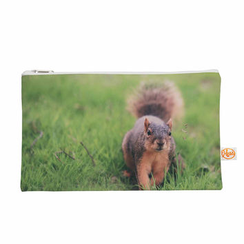 "Angie Turner ""Squirrel"" Brown Animals Everything Bag"