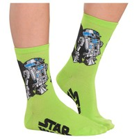 R2-D2 Crew Socks - Star Wars