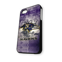 Baltimore Ravens (3) iPhone 5/5S Case