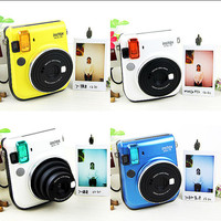 Color Filter Lens for Polaroid Fujifilm Instax Mini 70 Camera