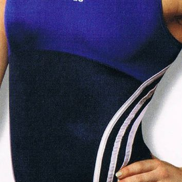 Discount Leotards Adidas Gymnastics Leotard lb-at1351-nvy