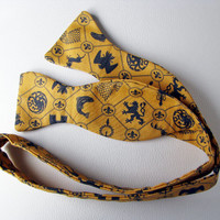 Reversible Game of Thrones Bow Tie