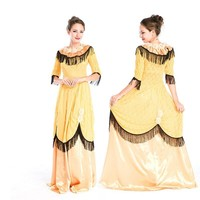 On Sale Hot Deal Princess Costume Palace Halloween Party Cosplay Custome [8978957191]