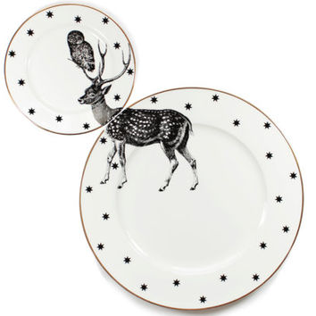 Stag plates set