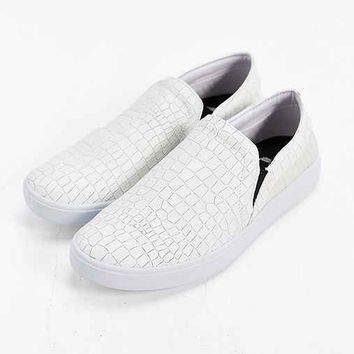 Creative Recreation Capo Slip-On Shoe- White