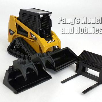CAT 247B3 Multi Terrain Loader 1/32 Scale Diecast Metal Model by Norscot