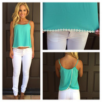 Split up in Daisies Tank - MINT