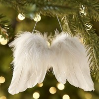 Feather Angel Wing Ornament$2.36$2.95