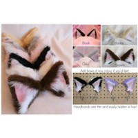 Custom Cat Ears - Kitten's Playpen