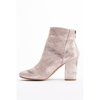Venomous Booties (Blush)