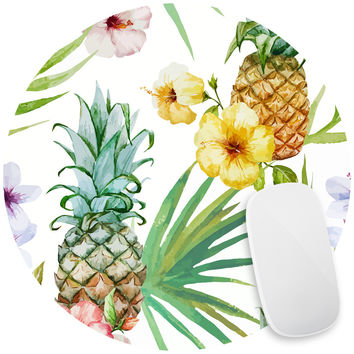 Pineapple Paradise Mouse Pad Decal