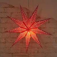 Magical Thinking Star Paper Lantern - Urban Outfitters
