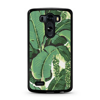 banana leaves LG G3 Case