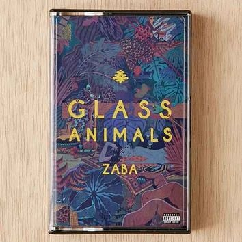 Glass Animals - Zaba Cassette Tape
