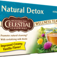 Natural Detox Wellness Tea