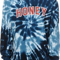 Honey Brand Co Arches Tie Dye Hoodie