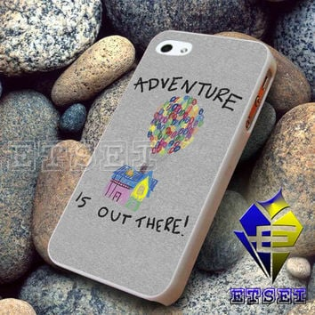 Walt Disney UP for iphone case, iPod, iPad, Samsung Galaxy Case, Hard Plastic Case, Rubber Case (AQ)