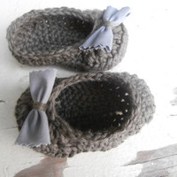 Baby Girl Booties, Baby Girl Shoes, Crochet Baby Slippers