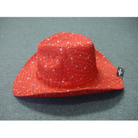 Cushees 626 Crystal Cowboy Hat