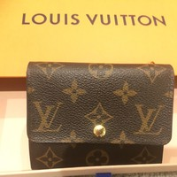LOUIS VUITTON Anais Wallet