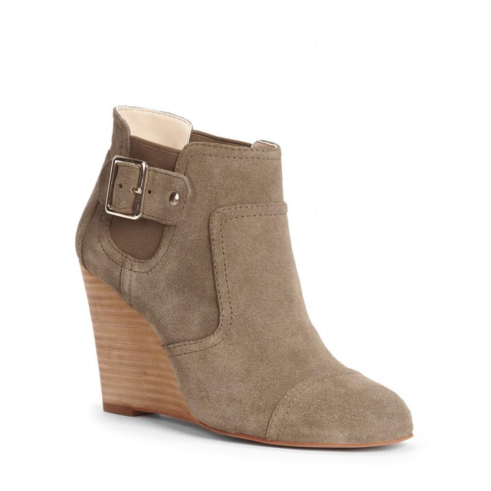 wedge bootie from sole society sandals wedges espadrilles